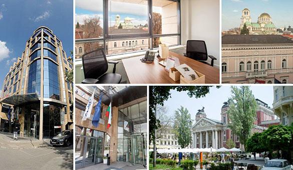 Espacio de oficina en Sofia y otras 4 ciudades en Bulgaria