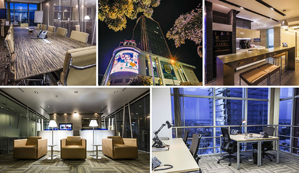 Virtual offices in Phnom Penh and 3 other cities in Cambodia