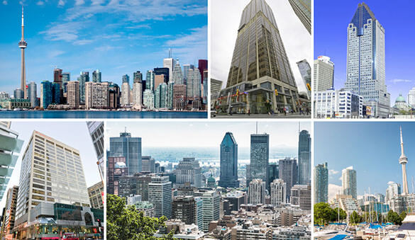 Virtual offices in Levis and 124 other cities in Canada