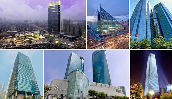 Virtual offices in Chongqing and 119 other cities in China