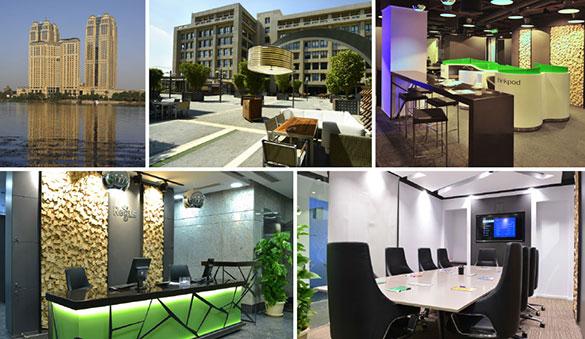 Офисные помещения, Египет — Alexandria и в 9 других городах