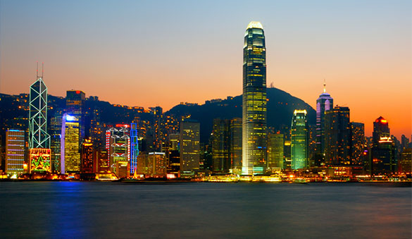 Co-working in Hong Kong and 16 other cities in Hong Kong