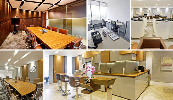 Office space in Serpong and 19 other cities in Indonesia