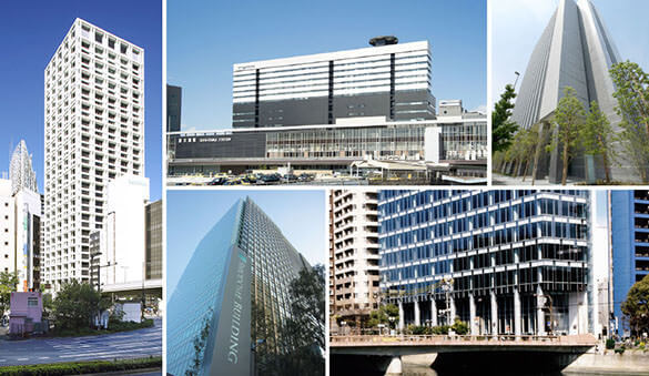 Office space in Nagoya and 167 other cities in Japan