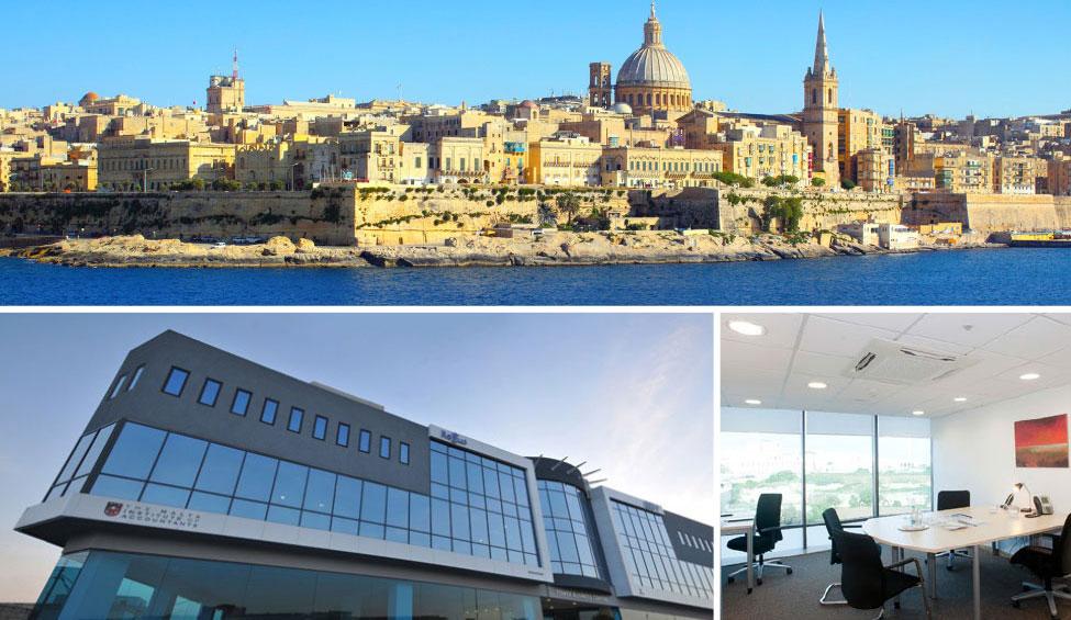 مكاتب مشتركة في Swatar و 3 مُدن أُخرى في مالطا