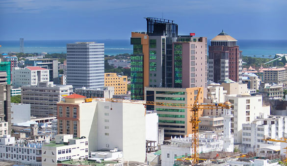 Office space in Ebene and 2 other cities in Mauritius