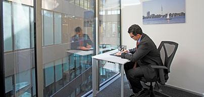 Secure business grade internet, phone handset and lines