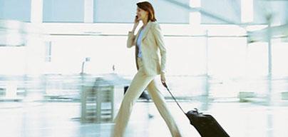 为商务旅行者量身定制 - 雷格斯的服务遍布主要旅行目的地