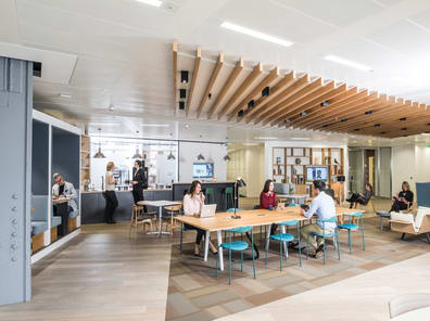 Coworking and shared office space in Singapore