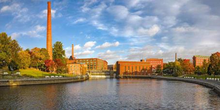 Toimitila maassa Tampere