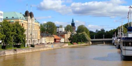Toimitila maassa Turku