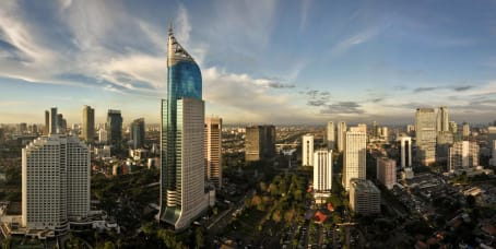 Office space in Jakarta