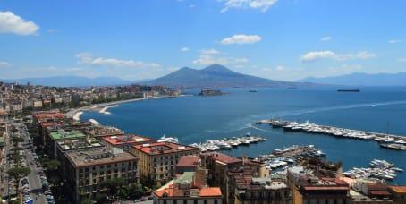 Uffici arredati in Napoli