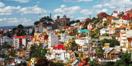 Antananarivo : bureaux