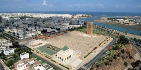 Rabat : bureaux