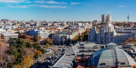 Espacio de oficinas en Madrid