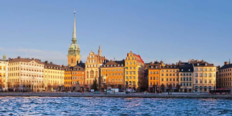 Kontorsutrymme i Stockholm