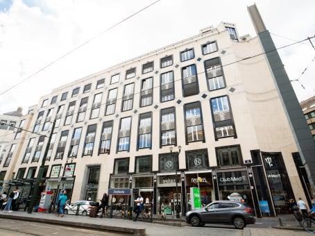 建筑位于BrusselsAvenue Louise 65/11 1