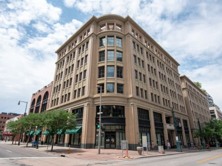 建筑位于Denver1400 16th Street, 16 Market Square, Suite 400 1