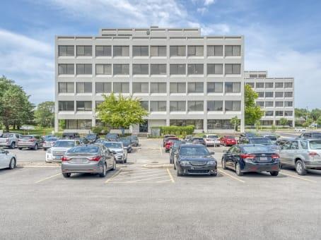 建筑位于Schaumburg1821 Walden Office Square, Suite 400 1