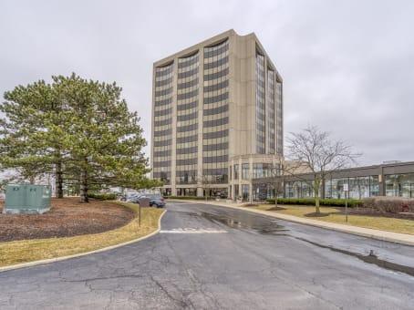 建筑位于Oak Brook1415 West 22nd Street, Tower Floor 1