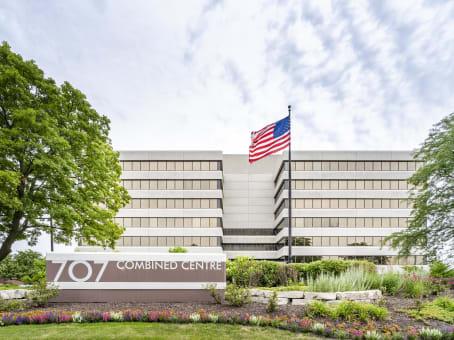 Building at 707 Skokie Boulevard, Suite 600 in Northbrook 1