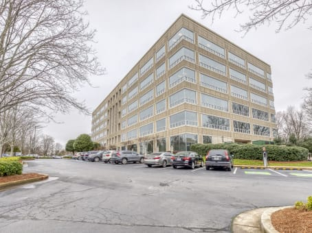 建筑位于Alpharetta2475 Northwinds Parkway, Suite 200 1