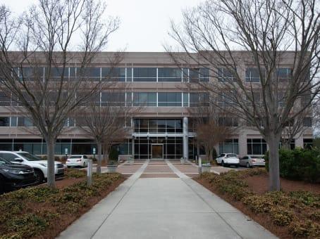 建筑位于Durham4819 Emperor Boulevard, Imperial Business Park, Suite 400 1
