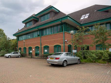 Building at Kingston Road, Dorset House, Regent Park in Leatherhead 1