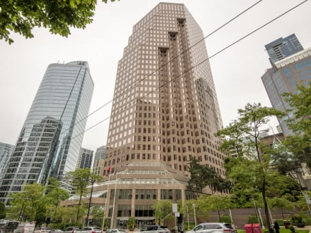 建筑位于Vancouver666 Burrard Street, Park Place, Suite 500 1