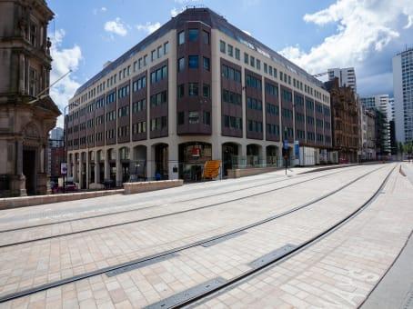 建筑位于BirminghamOne Victoria Square 1