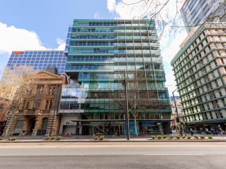 建筑位于Adelaide121 King William Street, Level 5, Tower 2, City Central 1