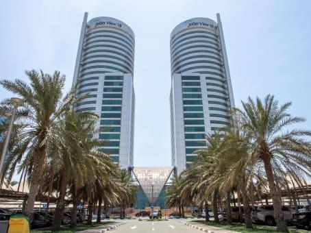 建筑位于DubaiJAFZA View 18 & 19, 1st Floor, Downtown Jebel Ali 1