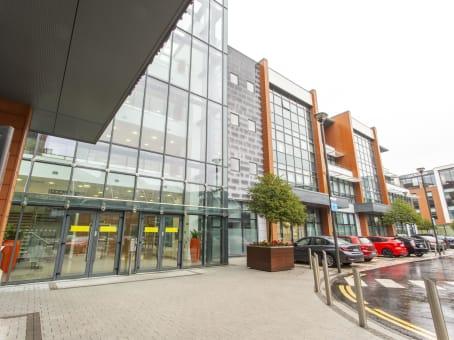 建筑位于CorkBldg 1000, Units 1201 & 1202, City Gate, Mahon 1
