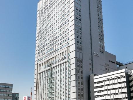 建筑位于Yokohama2-19-12 Takashima, 20F Yokohama Sky Bldg, Nishi-ku 1