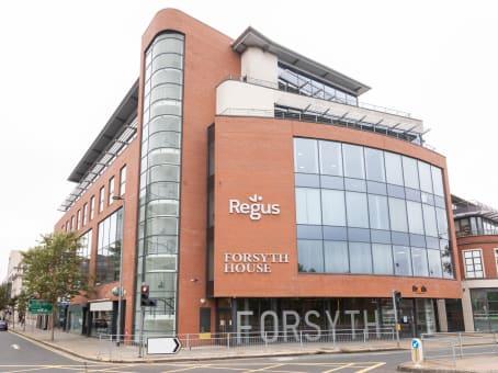 建筑位于BelfastCromac Street, Cromac Street 1