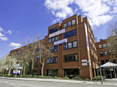 Building at Victoria House, 4th floor, Victoria Road in Chelmsford 1