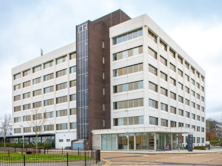 建筑位于HayesHyde Park Hayes 3, 5th Floor, 11 Millington Road 1