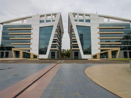 建筑位于PuneMagarpatta City, 6th Floor, Pentagon P-2, Hadapsar 1