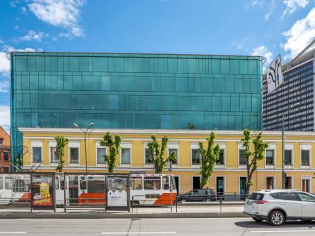 Building at 3. korrus, Metro Plaza, Viru väljak 2 in Tallinn 1