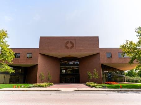 建筑位于Princeton103 Carnegie Center Drive, Carnegie Center, Suite 300 1