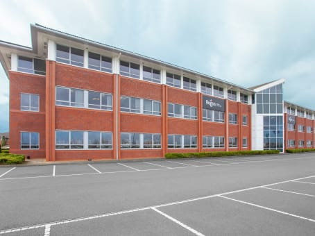 建筑位于Leicester4 Penman Way, Gateway House, Grove Business Park, 1st Floor, Enderby 1