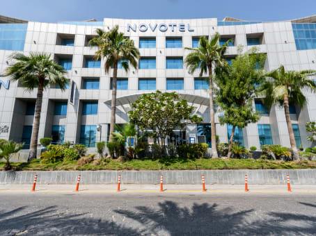 建筑位于DammamDamman Business Park, Novotel, Al Khobar-Dammam Highway 1