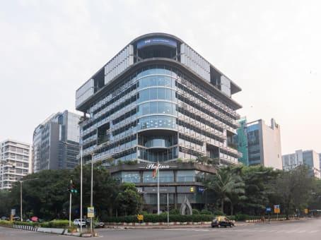 建筑位于MumbaiG Block, Plot C 59, 9th Floor, Platina, Bandra Kurla Complex 1