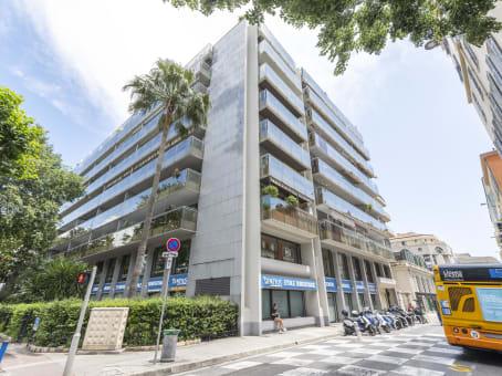 Gebäude in Le Consul, 37, Boulevard Dubouchage in Nizza 1