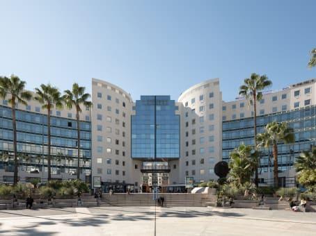 Building at 455 Promenade des Anglais, Hall C, Porte de l'Arenas, CS 13326 in Nice 1
