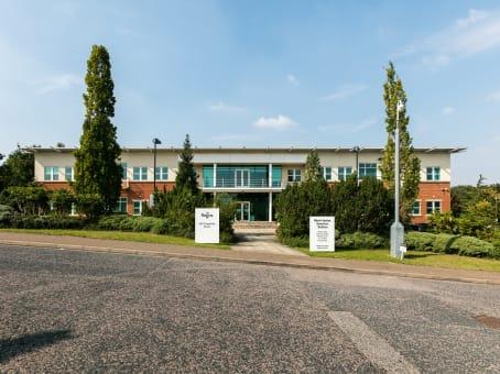 建筑位于Luton960 Capability Green 1
