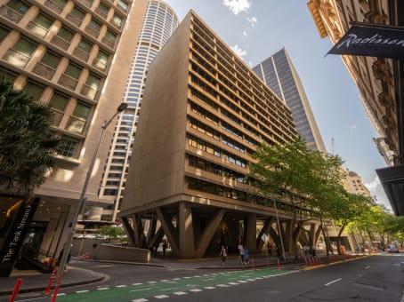 建筑位于Sydney95 Pitt Street, Levels 4 & 12, Australian Square Plaza 1