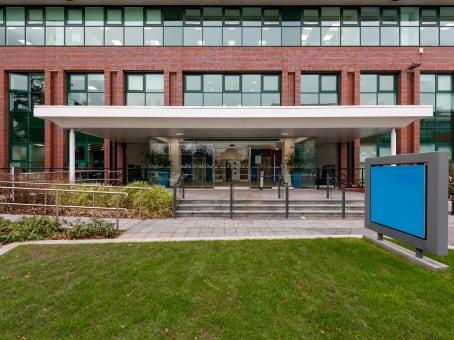 建筑位于ManchesterWilmslow Road, Adamson House, Towers Business Park, Ground Floor, Didsbury 1