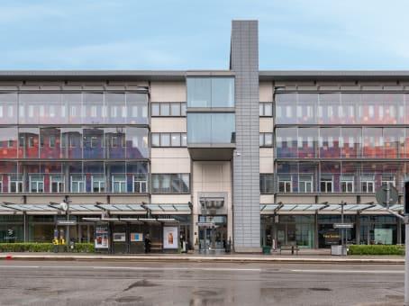 建筑位于SolnaSvetsarvägen 15 2tr 1